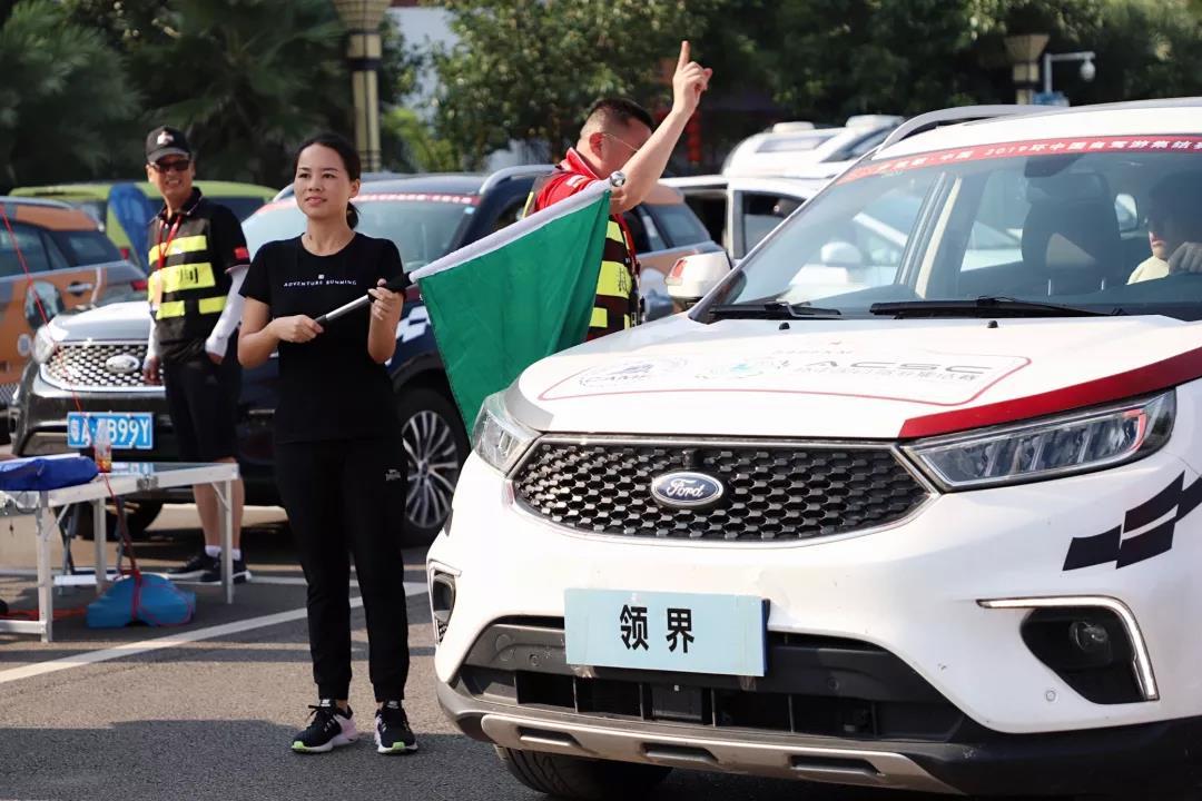 福特领界实力作伴 感受2019环中国自驾游魅力