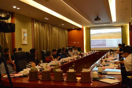 贵州省清镇市政府代表团赴山东省考察赤泥资源化利用