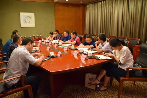 重庆市政府考察团赴山东省调研赤泥路用情况