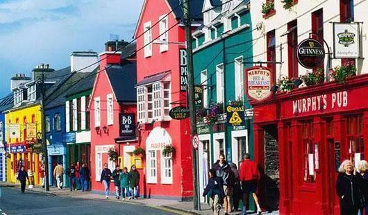 爱尔兰有望成为新的欧盟金融中心|涡石提醒移民要把握时机