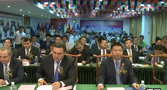 阿塞拜疆·中国自贸工业小镇项目正式签约