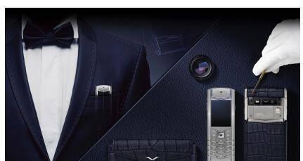 打开奢侈手机新纪元大门 钥匙在谁手中—VERTU官方发声 10月发布新品