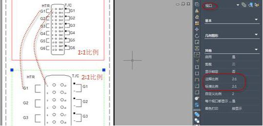 中望CAD2019出图性模型大幅度提高注释比例质量图纸竹图片