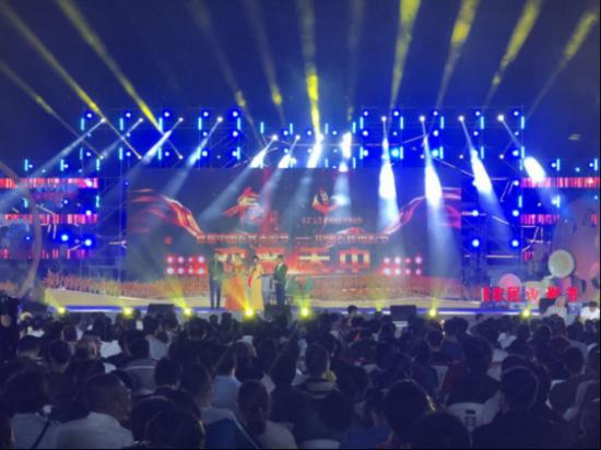 名家大咖齐聚河南西平中国农民电影节 喜迎首届中国农民丰收节