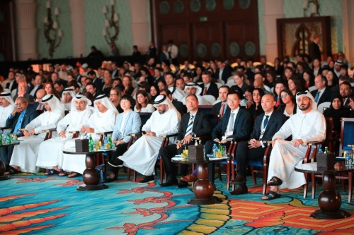 华为天际通出席迪拜旅游局中国论坛