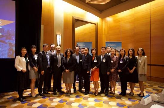 华大基因助力全球创新发展 共办中美投资合作交流会
