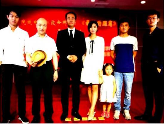 采访爱新觉罗兰烨先生讲院线电影《致命绑匪》《最美的距离》内涵