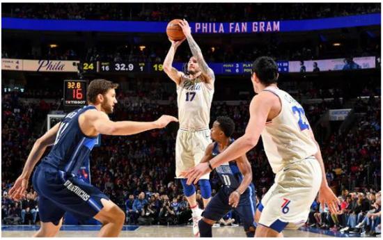 NBA中国赛来袭 康师傅冰红茶携手恩比德邀您一同燃球梦想燃痛快