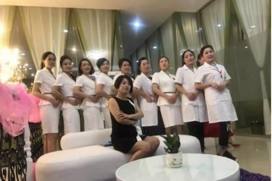 广氏皮肤管理全国连锁 晋江御龙湾VIP至尊会所开业盛典