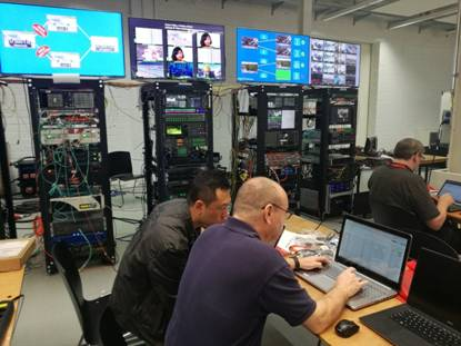 高科技国货受海外称赞,数码科技4K网关获德国VSF认证