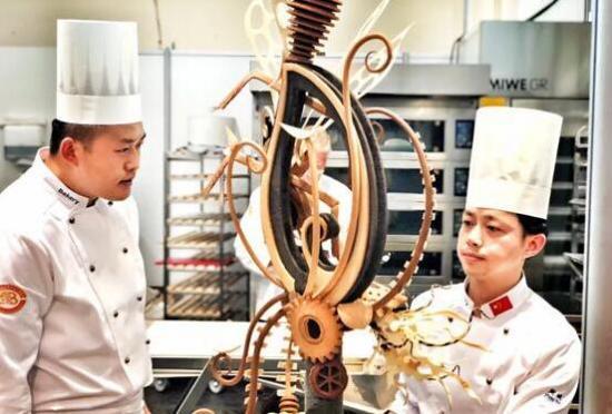 60年等待,世界烘焙大赛双冠王终属中国