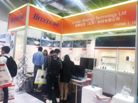Linxee领视LX0801闪耀香港环球电