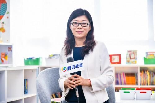 腾讯专访新东方国际学校高薇:13年一贯制国际学校