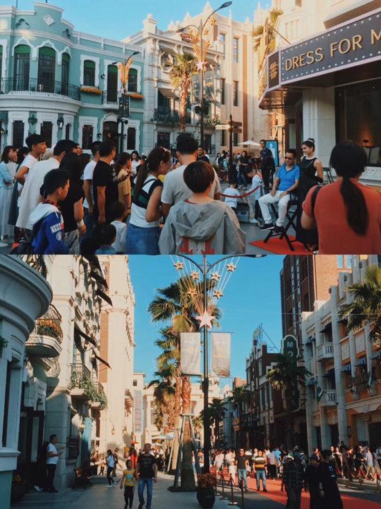 国庆7天30万游客,华谊兄弟电影世界、电影小镇的魅力到底有多大?