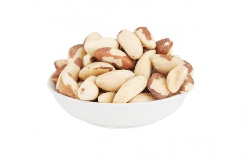 拽斯它巴西栗富含蛋白质,提高精子活力