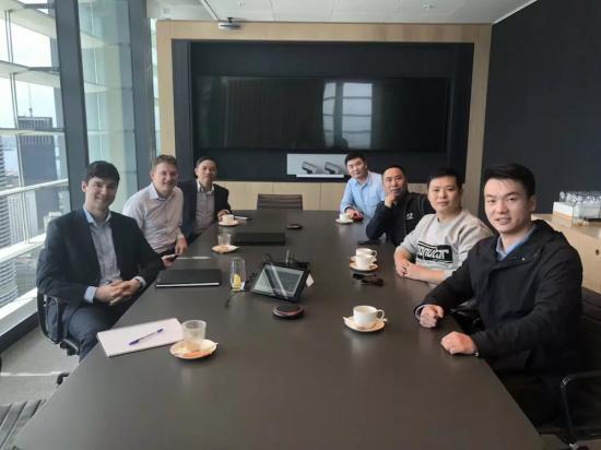 澳洲U网联手澳洲各企业 共同推动澳洲区块链行业发展