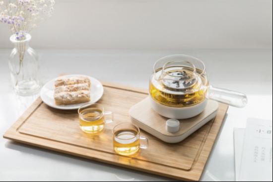 鸣盏MZ-072T三合一煮茶器全新上市 改变传统复杂的喝茶方式