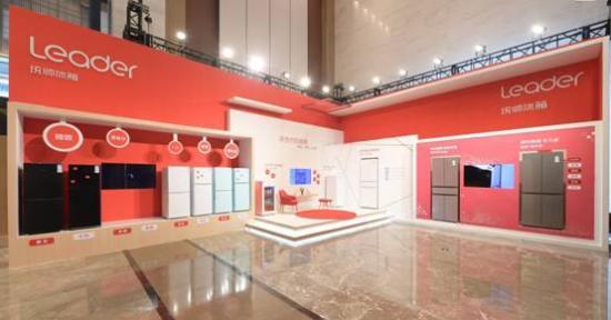 统帅冰箱再添行业首创:发布全新对开三门格局冰箱-焦点中国网