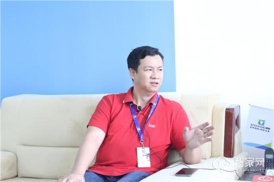 专访家畅智能家居创始人李庆文:不忘初心砥砺前行