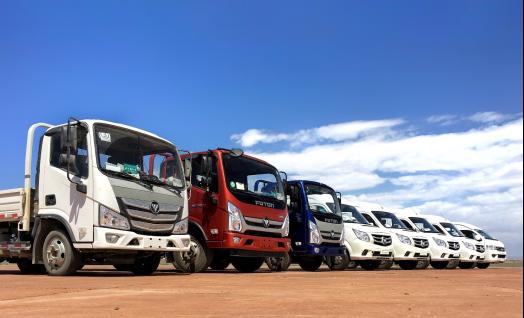 福田汽车提速国六布局 提供一体化解决方案