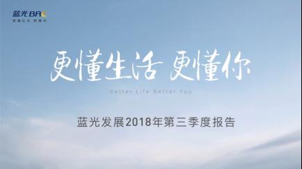 """3年优筑计划:揭秘蓝光发展""""品质标杆行动"""""""