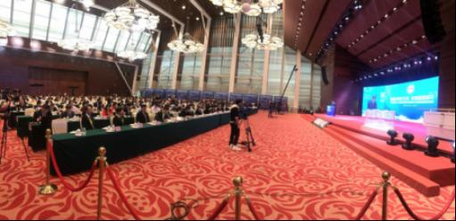 叶荣祖受邀出席中国善城大会