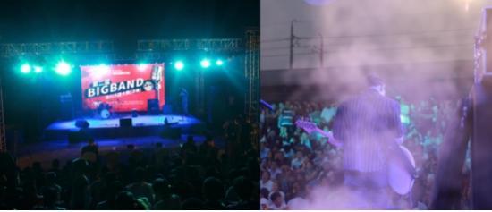 第二届BIGBAND流行乐团大赛西乡文化义工乐队一举夺冠!
