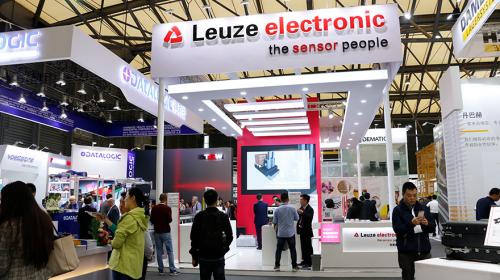 德国劳易测电子闪耀CeMAT物流展,引领智造趋势