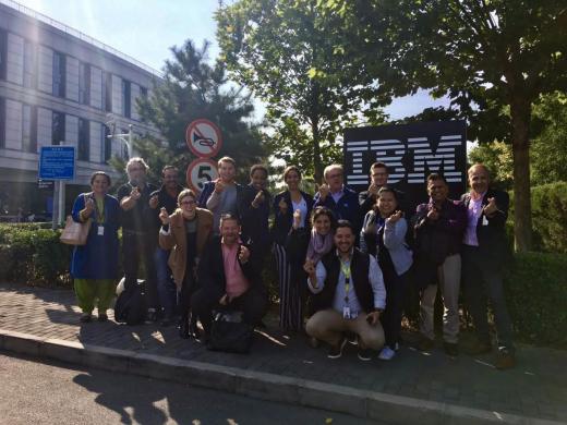 IBM全球志愿服务 倡导科技解决养老问题