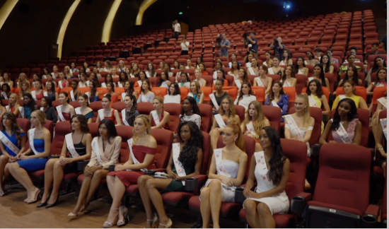 第68届世界小姐全球赛选手见面大会顺利召开