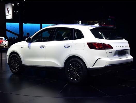 德国宝沃进军国内新能源汽车市场