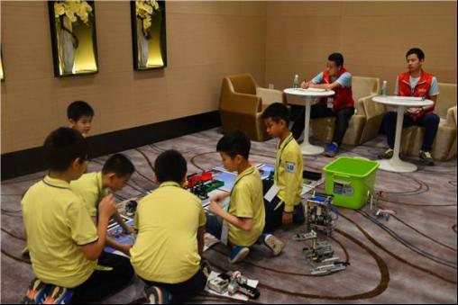 广州热门乐高机器人中心评测:棒棒贝贝、贝乐乐高、搭搭乐乐