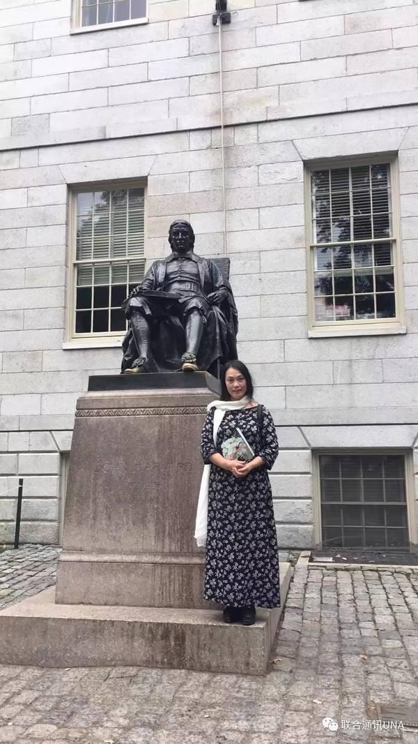 作家冰人受邀哈弗大学演讲《写作与生命》