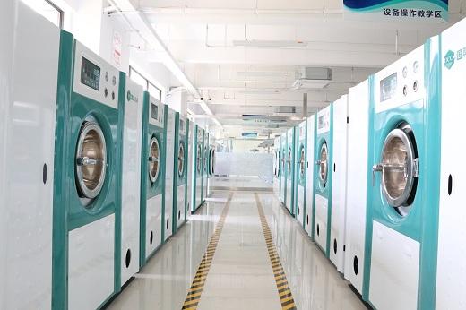干洗行业中有哪些输送线品牌 UCC拥有新的运营概念