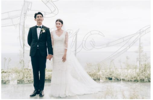 贾静雯修杰楷巴厘岛婚礼 贴心入微温热暖心诠释爱