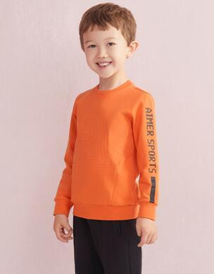 品质保证 爱慕儿童给孩子贴身的呵护!