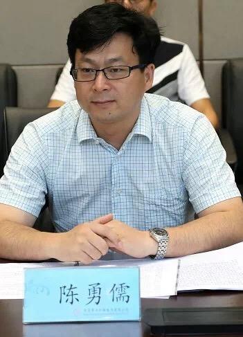 """陈勇儒环境律师:力做改革开放的社会科学家"""""""