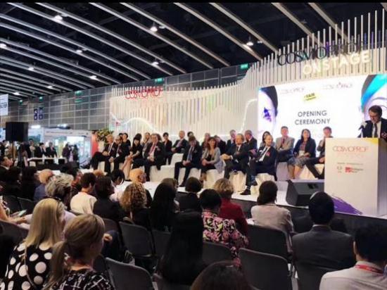 Sudee+丨香港国际亚太地区美容展览会 医美护肤流行趋势下的激流勇进