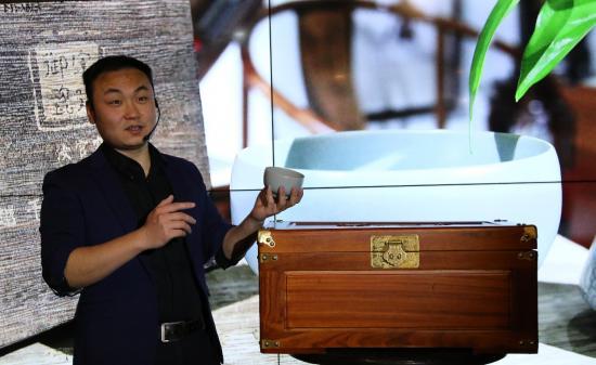 宋廷御瓷·汝官窑震撼发布 曾经的御用餐具将走入民间