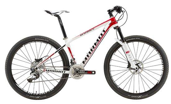 MARMOT自行车