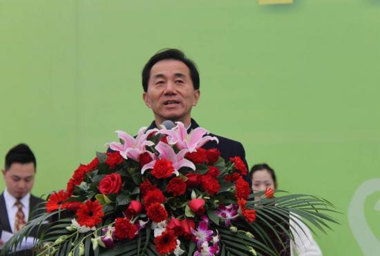 蓉欧国际贸易中心盛大举办中国(德阳)首届新能源汽车/电动车展览会