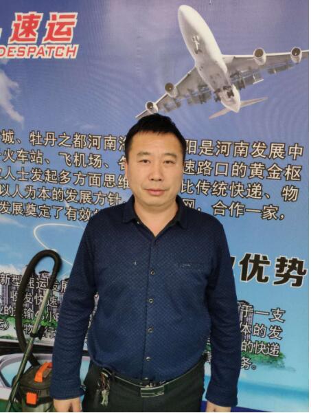 不惑之年,王俊超打造中国物流打开互联网的新大门!