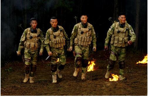 中缅边境上演最霸气的反击战