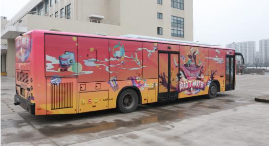 阿拉丁神灯节许愿车落地杭州,带你体验不一样的网红大巴