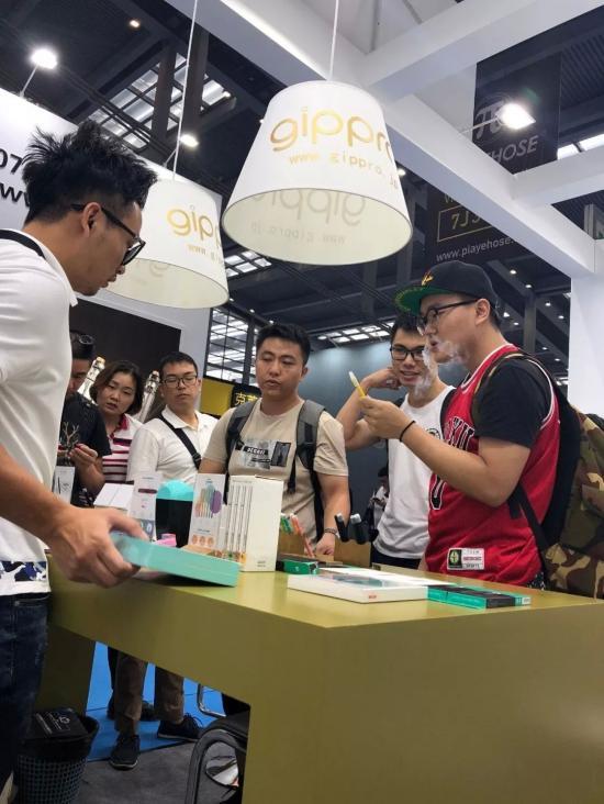 2018中国(深圳)国际电子烟展圆满举行