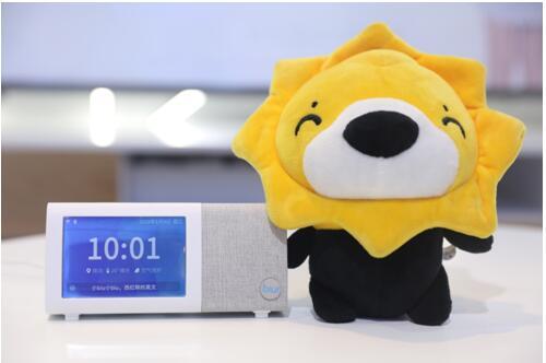 """苏宁小Biu智能闹钟音箱亮相CES,智慧操控5000+智能设备"""""""