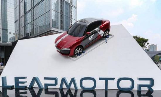 汽车新势力 零跑汽车从出场就自带IT属性