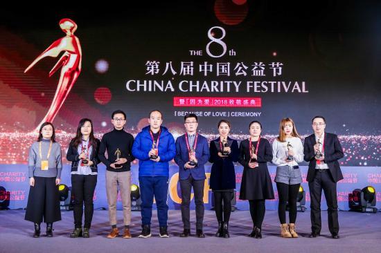 第八届中国公益节落幕 先锋支付荣膺金融科技企业社会责任典范奖