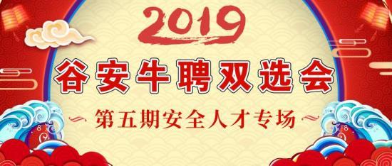 谷安牛聘双选会第五期圆满落幕,2019就业班学员再续辉煌!