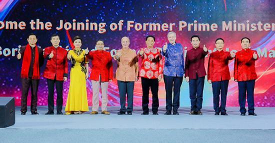 看好中国经济前景 三位前总统加盟一家民企